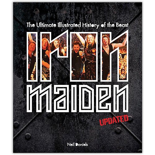 Hal Leonard Iron Maiden - The Ultimate Illustrated History of the Beast