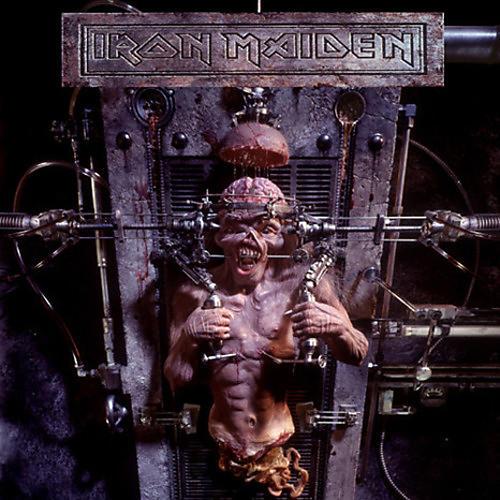 Alliance Iron Maiden - The X Factor