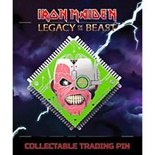 Entertainment Earth Iron Maiden Cyborg Eddie Lapel Pin