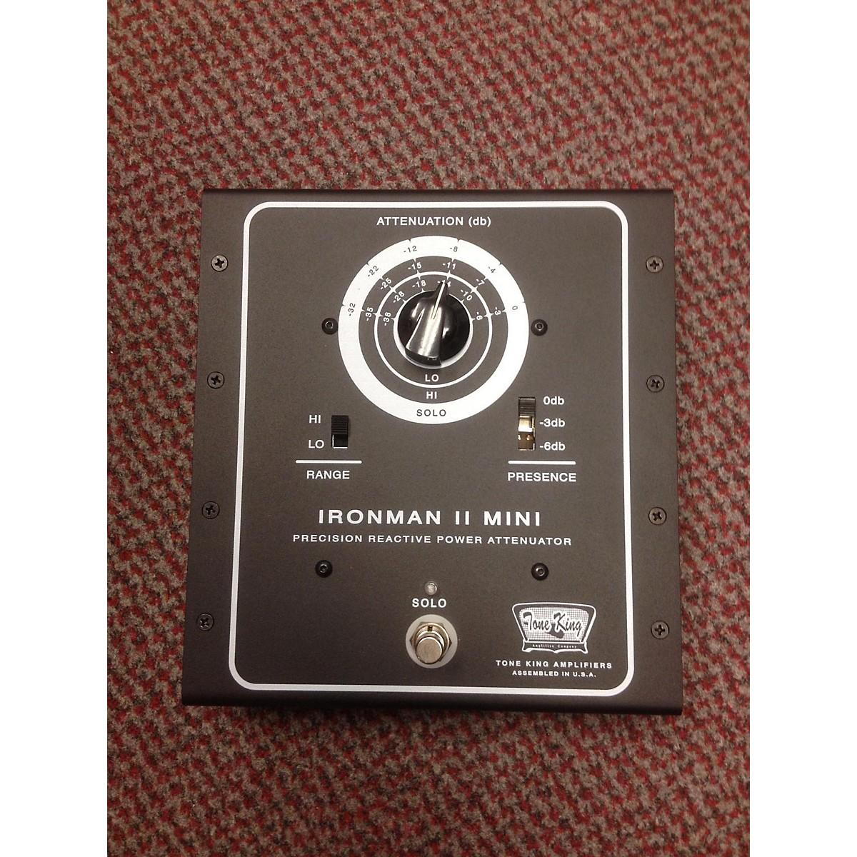 Tone King Iron Man II Mini Attenuator Signal Processor
