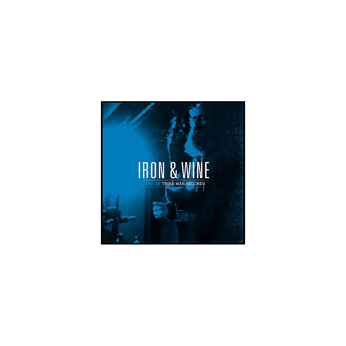 Alliance Iron & Wine - Live At Third Man Records