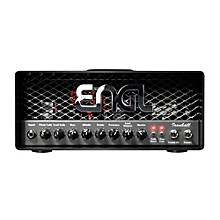 Engl Ironball 20/5/1W Tube Guitar Head Level 1 Black