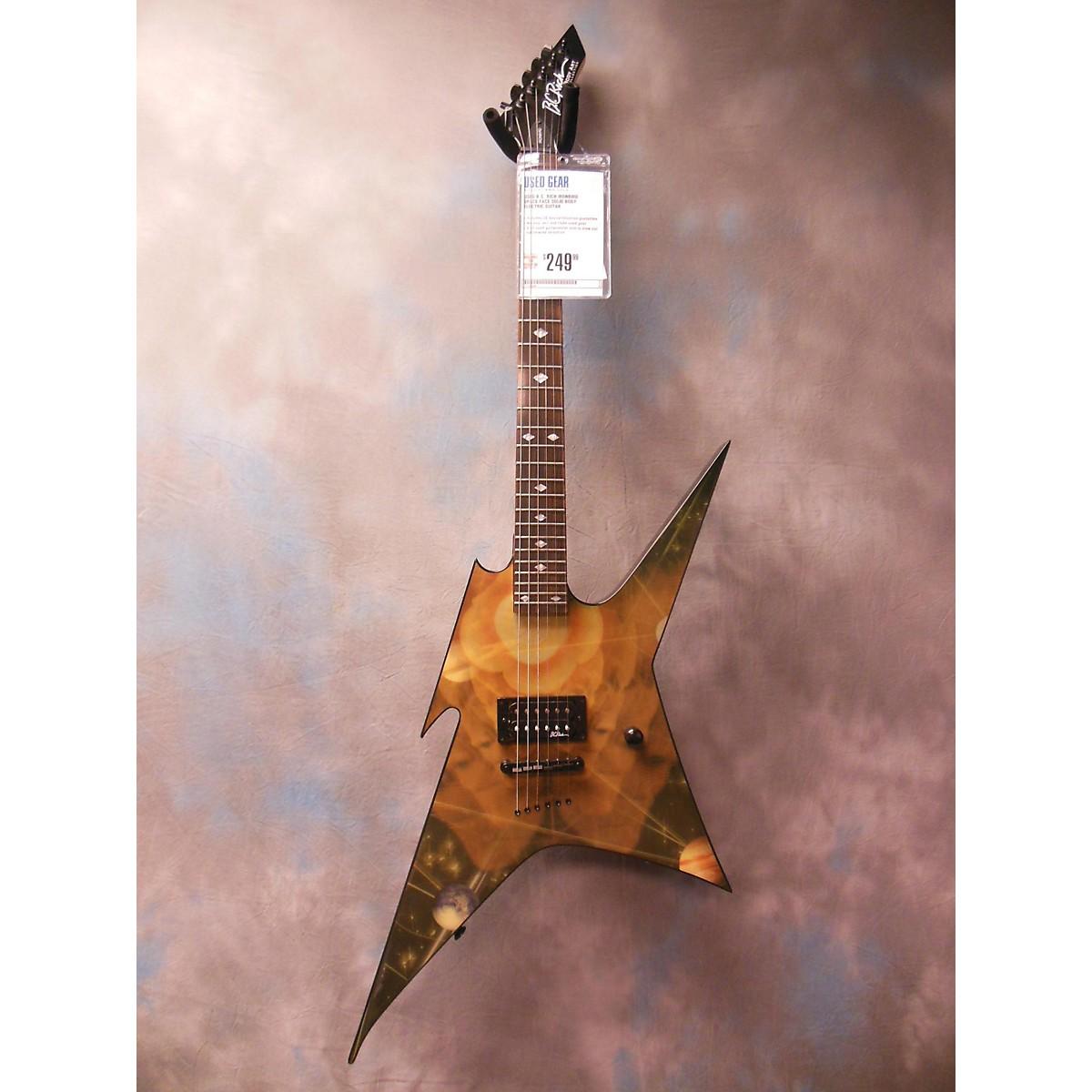 Ironbird Space Face Solid Body Electric Guitar | Guitar Center