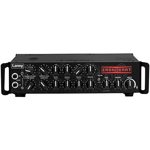 Laney Ironheart IRT-SLS 300W Tube Hybrid Guitar Amp Head