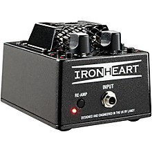Laney Ironheart Pulse Tube Pre Amp & Digital Recording Interface