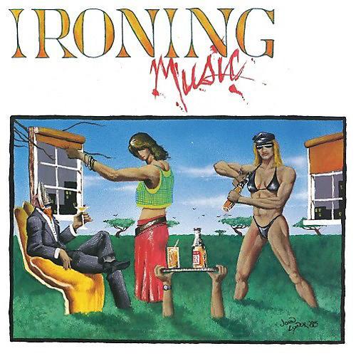 Alliance Ironing Music - Ironing Music