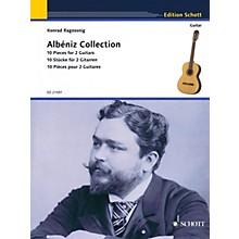 Schott Isaac Albéniz - Albéniz Collection (10 Pieces for Two Guitars Performance Score) Guitar Series Softcover