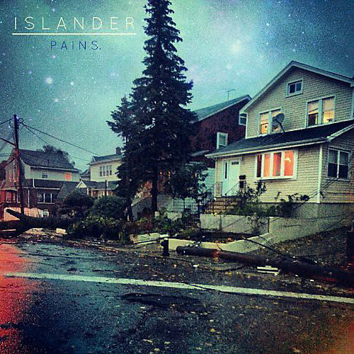 Alliance Islander - Pains.
