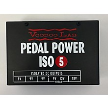 Voodoo Lab Iso-5 Power Supply Power Supply