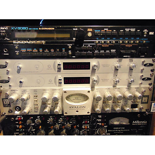 Antelope Audio Isochrone OCX Master Clock Generator Digital Clock