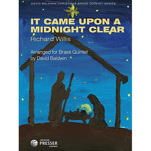 Carl Fischer It Came Upon A Midnight Clear (For Brass Quintet)
