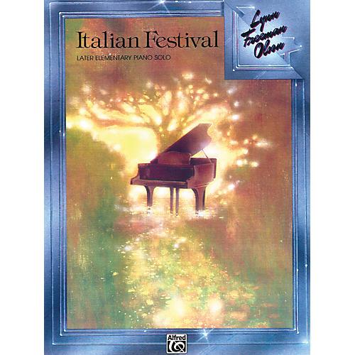 Alfred Italian Festival