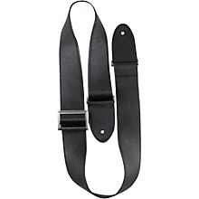 Perri's Italian Leather With Vintage Metal Hardware Adjustable Guitar Strap