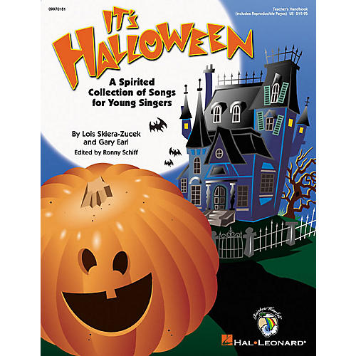 Hal Leonard It's Halloween (Collection) ShowTrax CD Arranged by Ronny Schiff