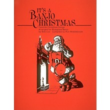 Centerstream Publishing It's a Banjo Christmas (Banjo Solo) Banjo Series