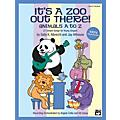 Alfred Its a Zoo Out There! Animals A to Z Book/CD thumbnail