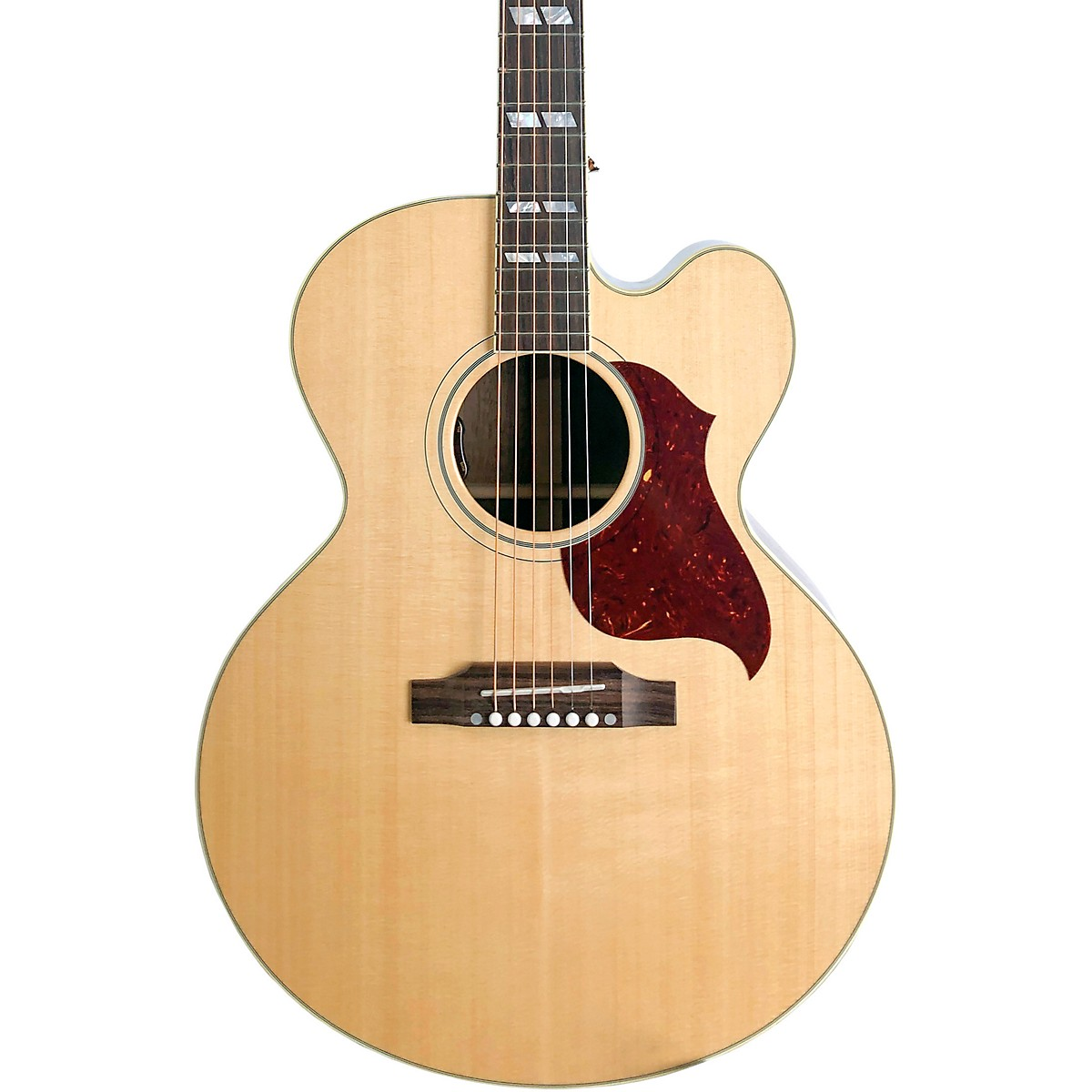 Gibson J-185 EC Bhilwara Acoustic-Electric Guitar