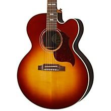 J-185 EC Modern Rosewood Acoustic-Electric Guitar Rosewood Burst