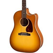 J-45 Cutaway Acoustic-Electric Guitar Heritage Cherry Sunburst