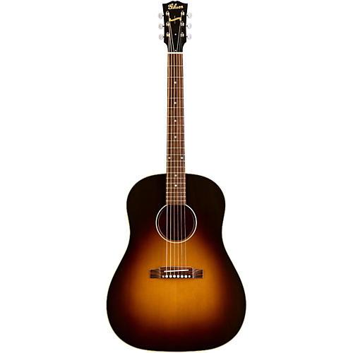 gibson j 45 true vintage red spruce acoustic guitar guitar center. Black Bedroom Furniture Sets. Home Design Ideas