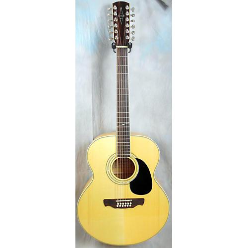 Alvarez J-60S 12 String Acoustic Guitar
