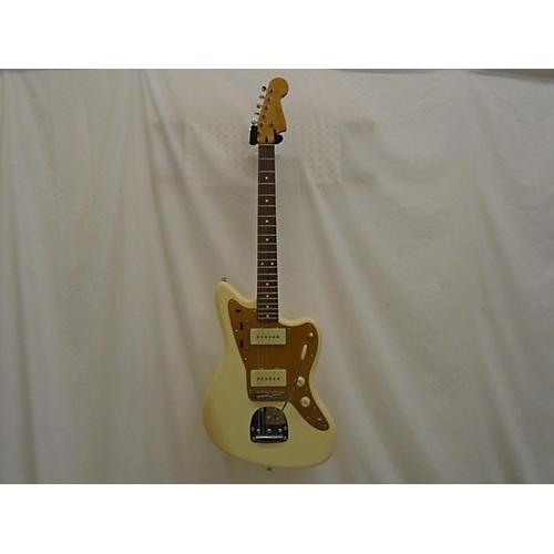 used squier j mascis jazzmaster solid body electric guitar cream guitar center. Black Bedroom Furniture Sets. Home Design Ideas