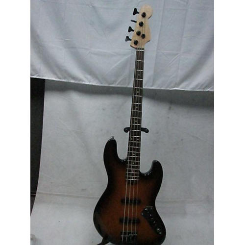 Warmoth J-style Electric Bass Guitar