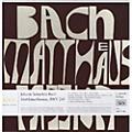 Alliance J.S. Bach - St Matthew Passion thumbnail