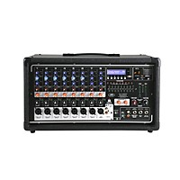 Peavey Pvi 8500 8-Channel 400W Powered Pa  ...
