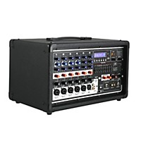 Peavey Pvi6500 6-Channel 400W Powered Pa Head W/ Bluetooth And Fx
