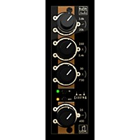 Kush Audio Electra 500 Dual Channel Electrified Transient Equalizer 500 Series