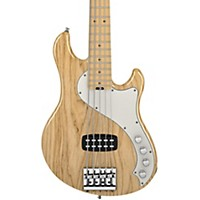 Fender American Deluxe Dimension Bass V 5-String Electric Bass Natural Maple Fingerboard