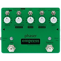 Empress Effects Phaser Guitar Effects Pedal