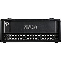 Budda Alex Skolnick Preceptor 120W Tube Guitar Amp Head Black