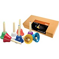 Stagg Hand Bell Set, 8 Notes,  ...