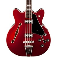 Fender Coronado Electric Bass Candy Apple Red Rosewood Fingerboard