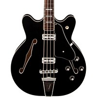 Fender Coronado Electric Bass Black Rosewood Fingerboard
