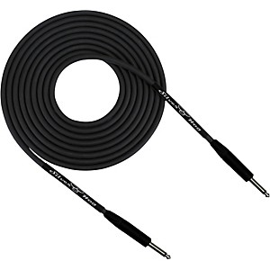 Rapco 20Ga Cable Silverhog Silver-Plated Instrument Cable 3 Ft.