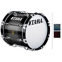 Tama Marching Maple Bass Drum Smoky Indigo Fade 14X28