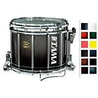 Tama Marching Bubinga/ Birch Snare Drum Titanium Silver Metallic 12X14