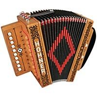 Hohner Cajun Iv Accordion Key Of C