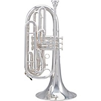 Tama By Kanstul Ktn Series Marching Bb Trombone Ktns Silver