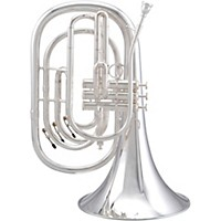 Tama By Kanstul Kbfh Series Marching Bb French Horn Kbfhs Silver
