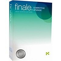 Makemusic Finale 2014 Competitive Upgrade