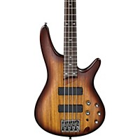Ibanez Sr500zw 4-String Bass Flat Brown Burst