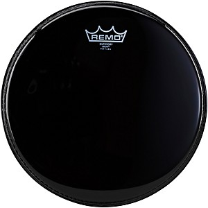 Remo Ebony Emperor Batter Drum Head 13 In.