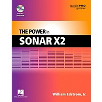 Hal Leonard The Power In Cakewalk Sonar Book/Dvd-Rom