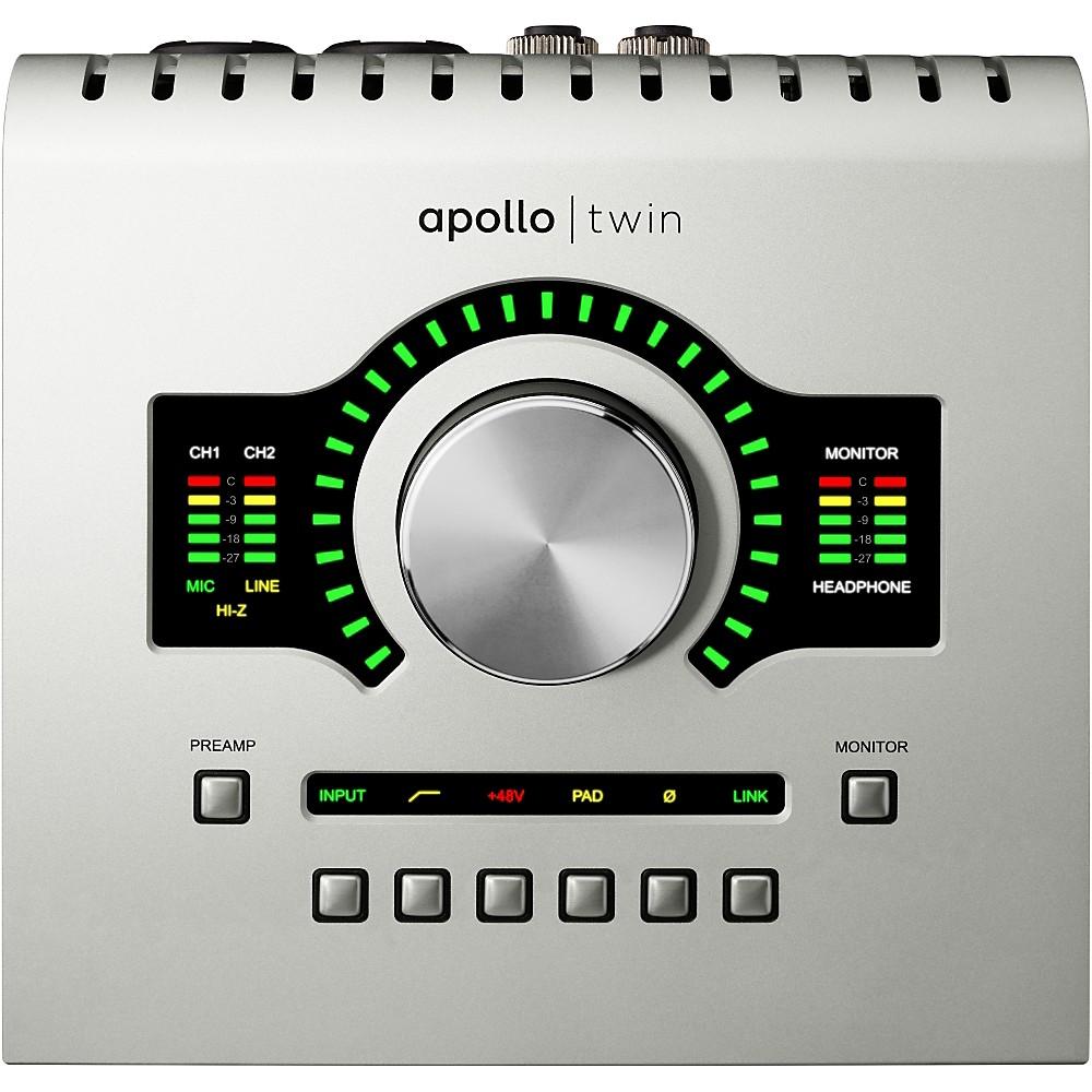 UPC 819937001048 - Universal Audio Apollo Twin Interface