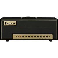 Friedman Brown Eye 100W 2-Channel Tube Guitar Head Black
