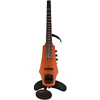 Ns Design Cr4 Fretted Electric Violin Amber